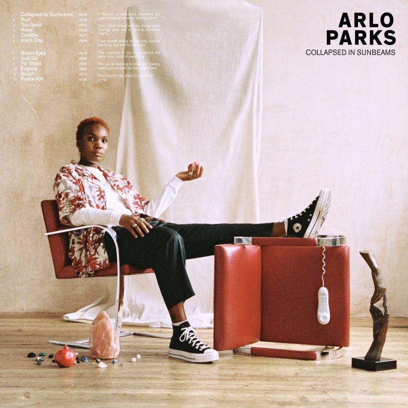 Arlo Parks - Collapsed in Sunbeams (): Liefdevolle walk in the Parks