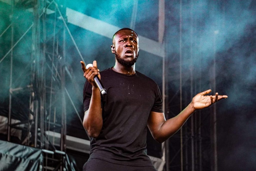 "Nieuwe single Stormzy – ""Crown"""