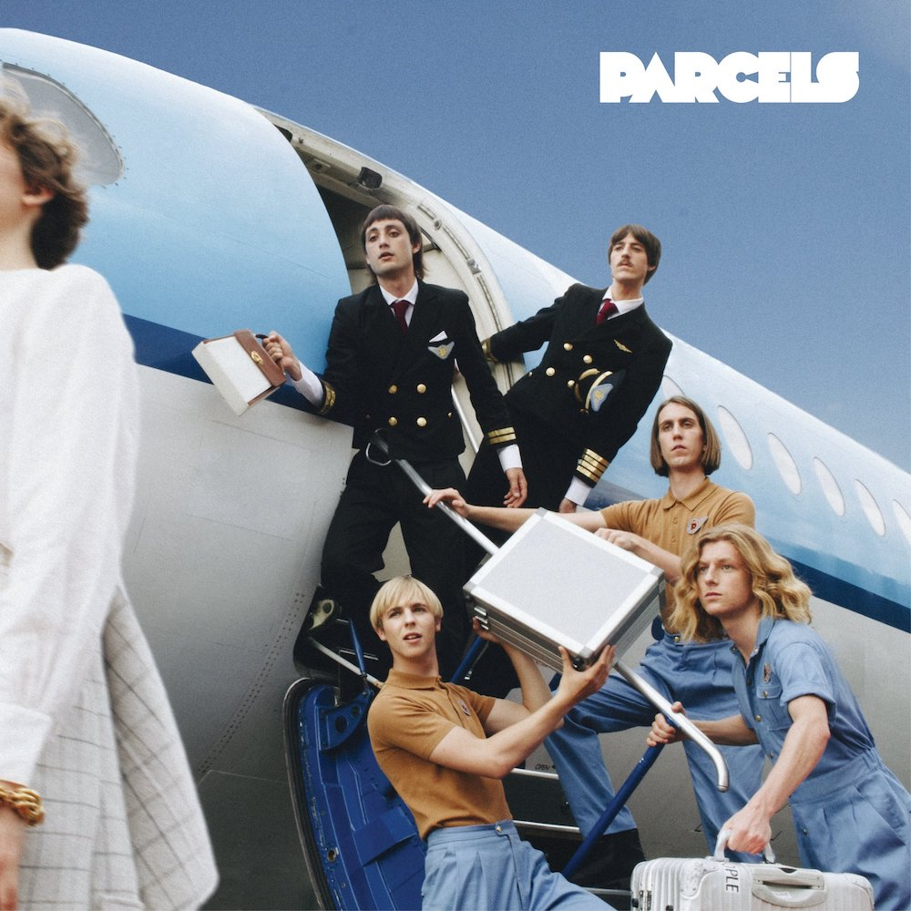 "Nieuwe single Parcels – ""Lightenup"""
