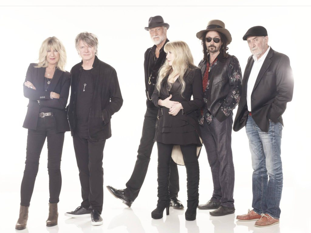 Fleetwood Mac is de headliner van Werchter Boutique 2019!