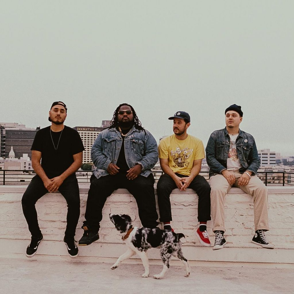 "Debuutsingle The Free Nationals feat. Daniel Caesar & Unknown Mortal Orchestra – ""Beauty & Essex"""