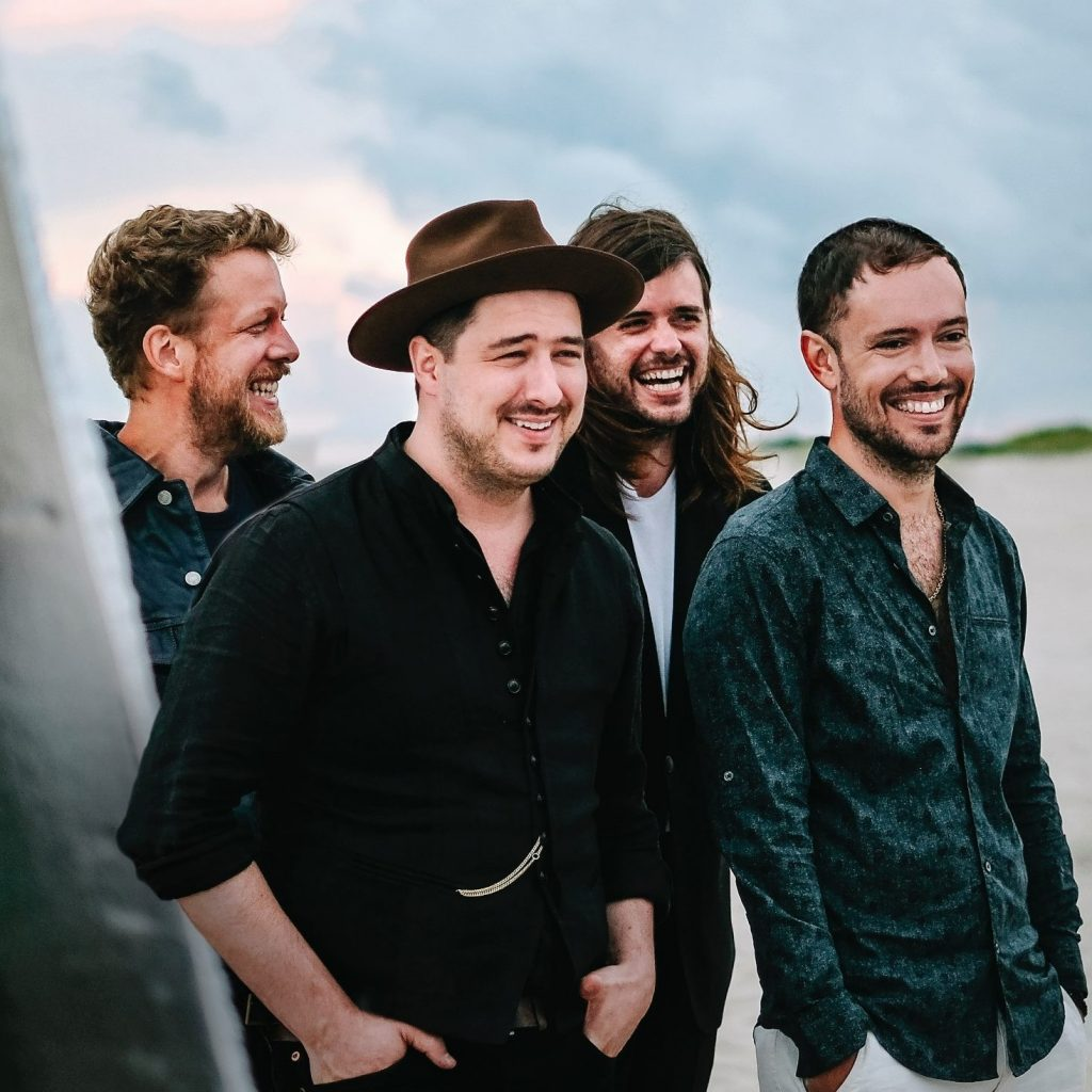 Mumford & Sons is de tweede headliner Rock Werchter 2019!