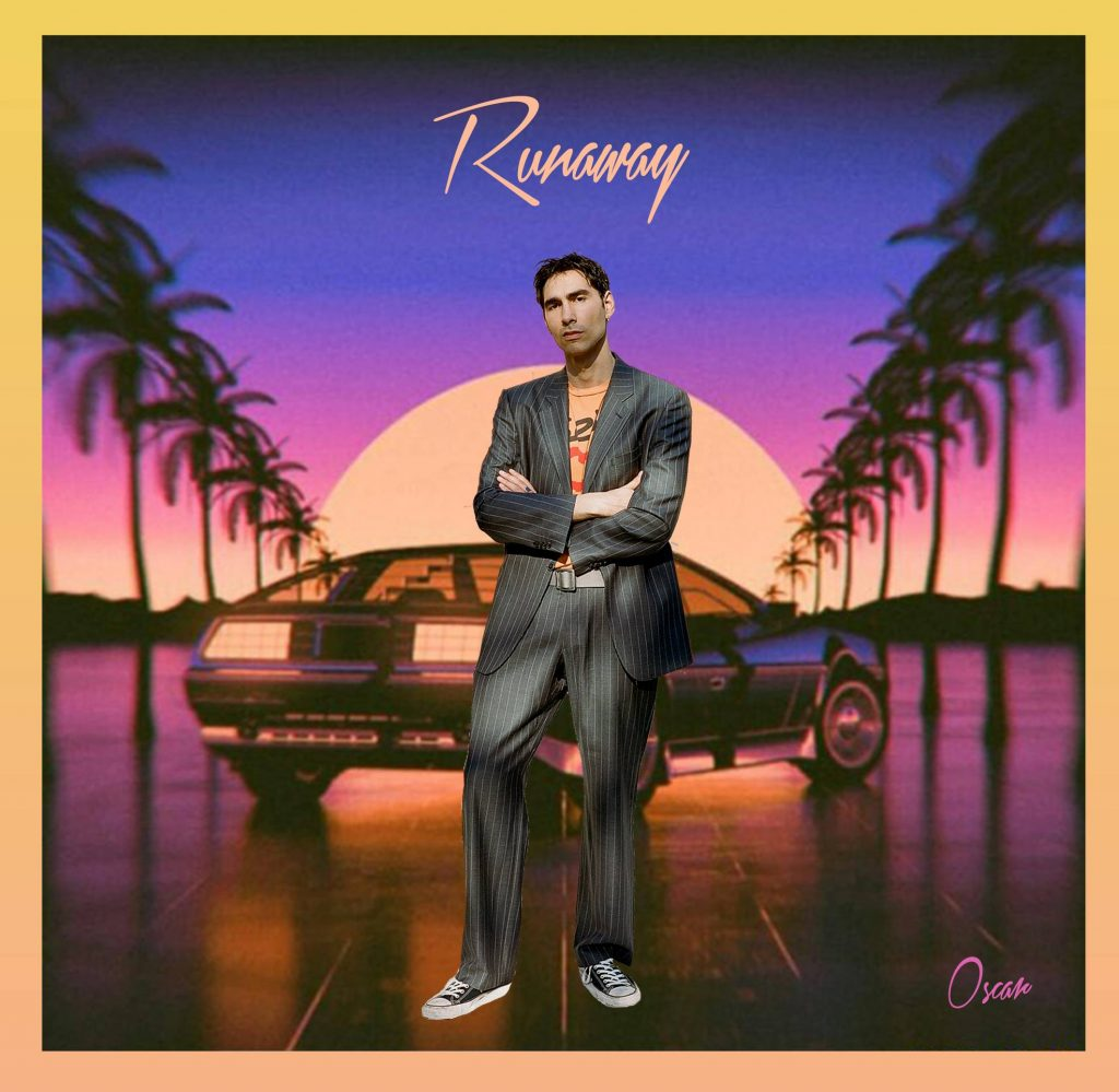 "Nieuwe single Oscar – ""Runaway"""