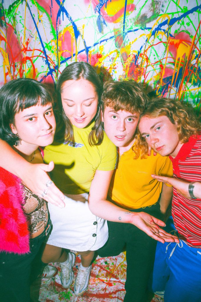 "Nieuwe single The Orielles – ""Bobbi's Second World"""
