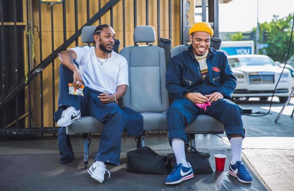 "Nieuwe single Anderson .Paak & Kendrick Lamar – ""Tints"""