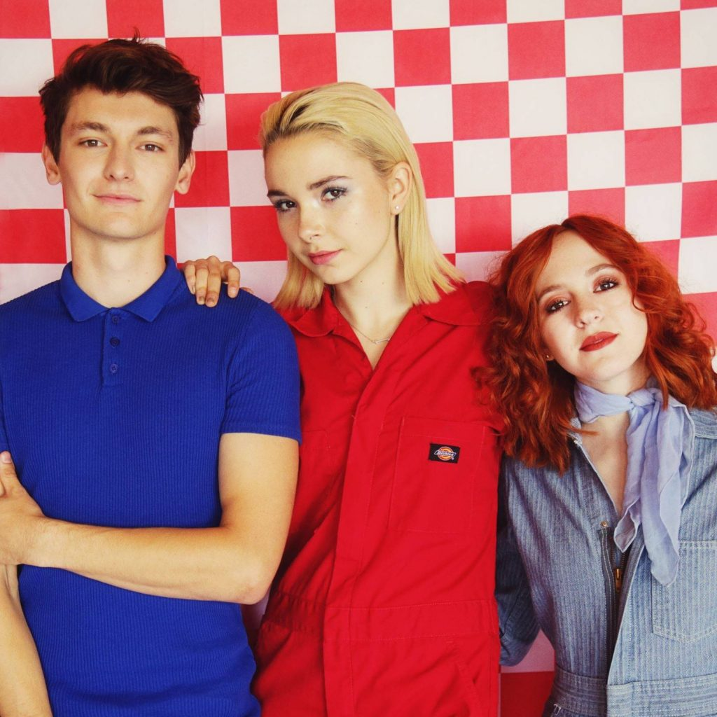 "Nieuwe single The Regrettes – ""California Friends"""