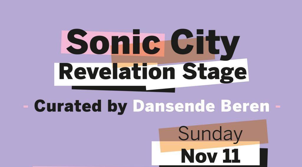 Dansende Beren cureert op zondag 11 november de Revelation Stage van Sonic City 2018