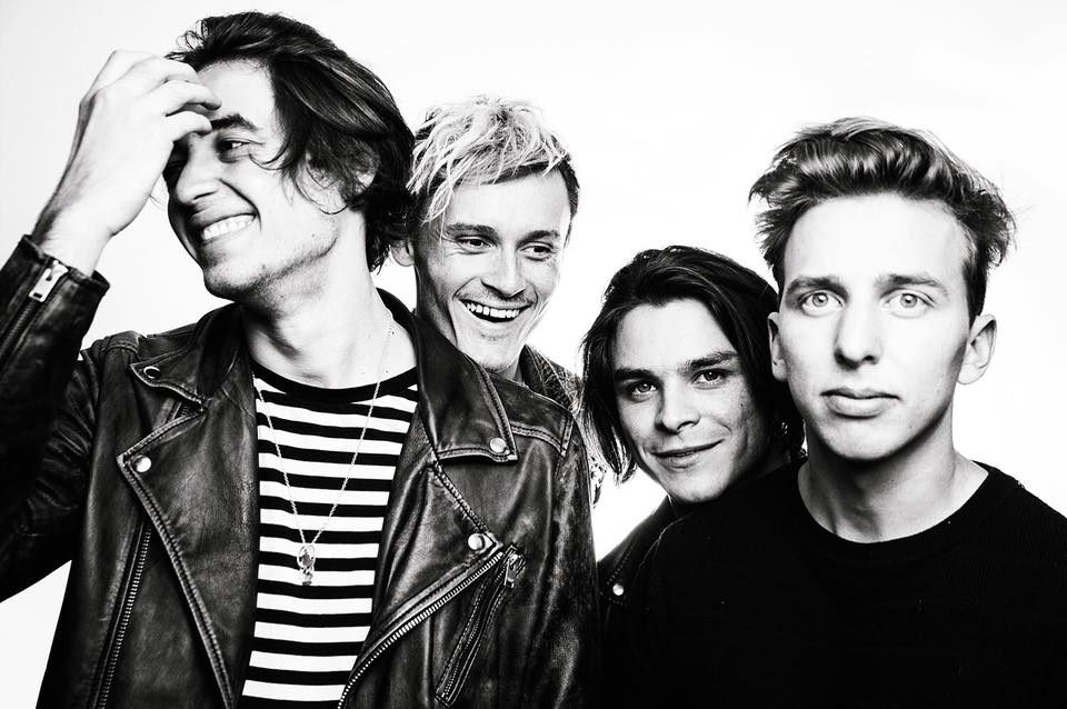 "Nieuwe single The Faim – ""Beautiful Drama"""