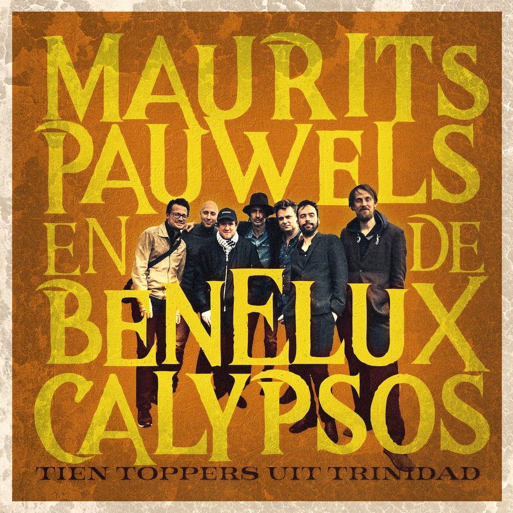 """Debuutsingle Maurits Pauwels & De Benelux Calypsos – """"Zeven Lijken In Brussel-Noord"""""""