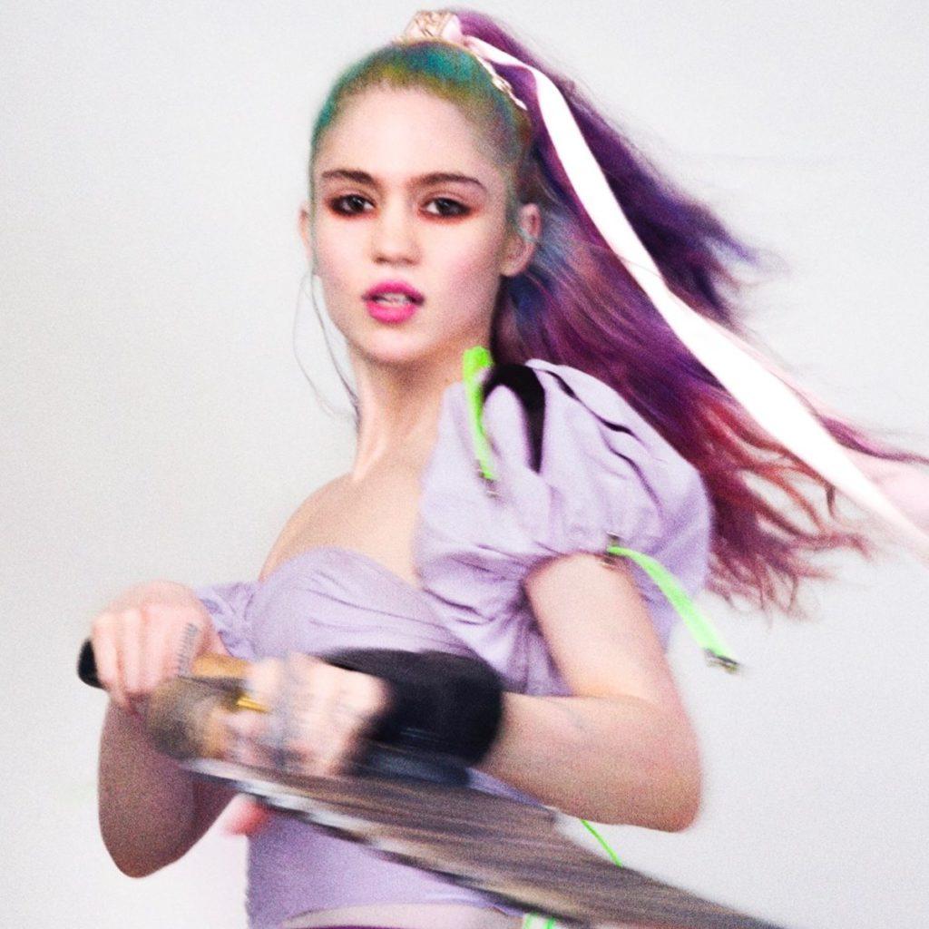 "Nieuwe single Grimes – ""So Heavy I Fell Through the Earth"""
