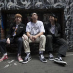 The Chats @ Kavka Oudaan: Tussen pot en punk