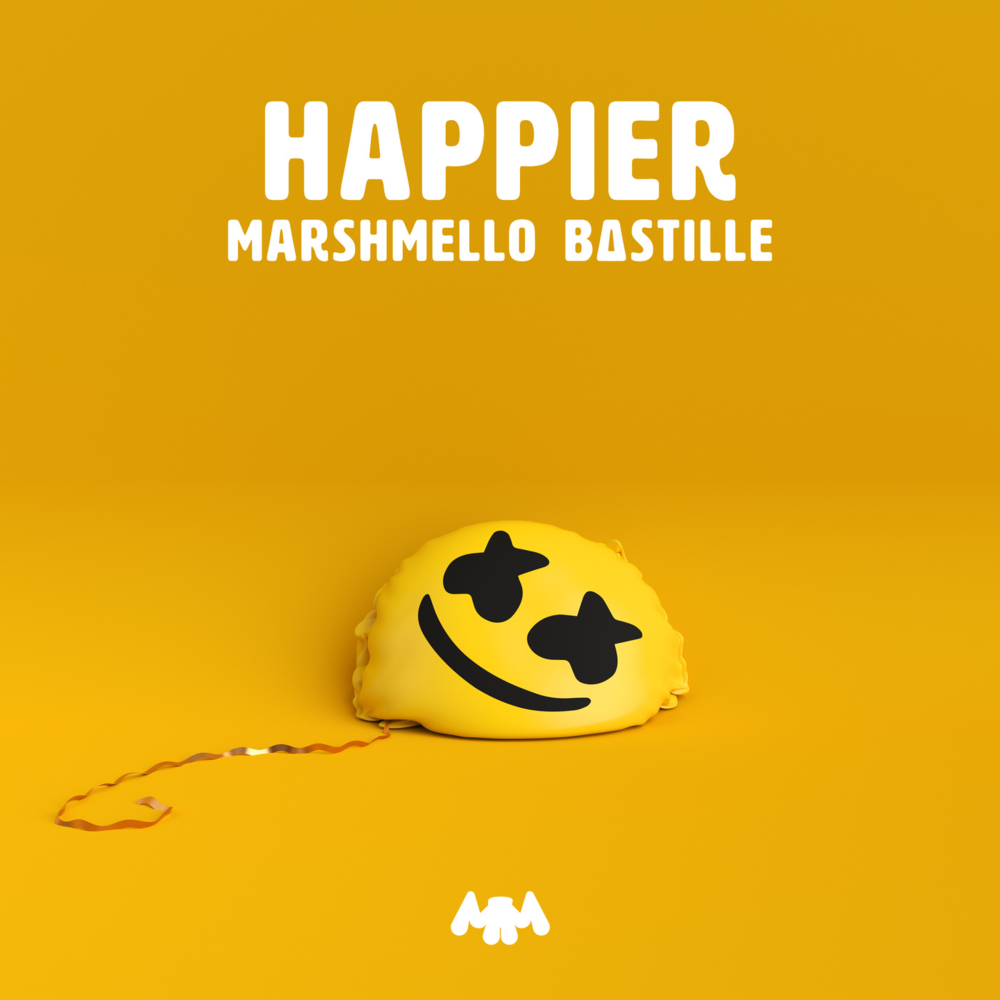 "Nieuwe single Marshmello (ft. Bastille) – ""Happier"""