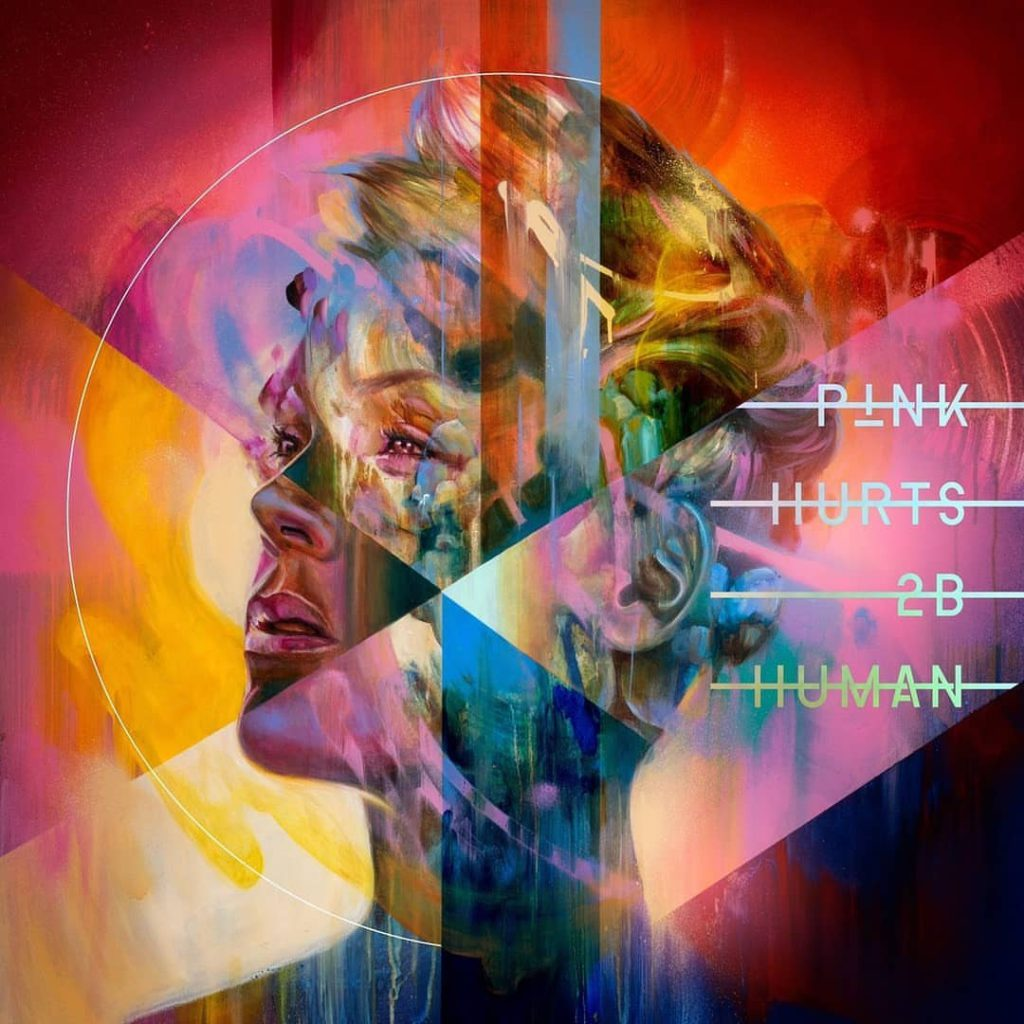 "Nieuwe single P!nk – ""Hustle"""