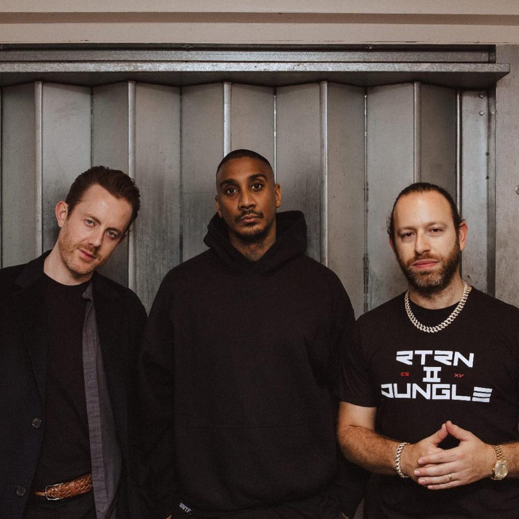 "Nieuwe single Chase & Status ft. Kabaka Pyramid – ""Murder Music"""