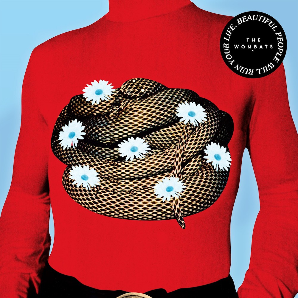 The Wombats – Beautiful People Will Ruin Your Life (★★★½): Dansen in je onderbroek op de tafel