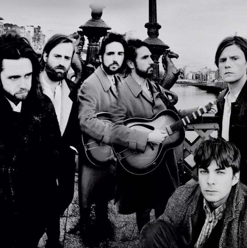 "Nieuwe single Fontaines D.C. – ""Boys In The Better Land"""