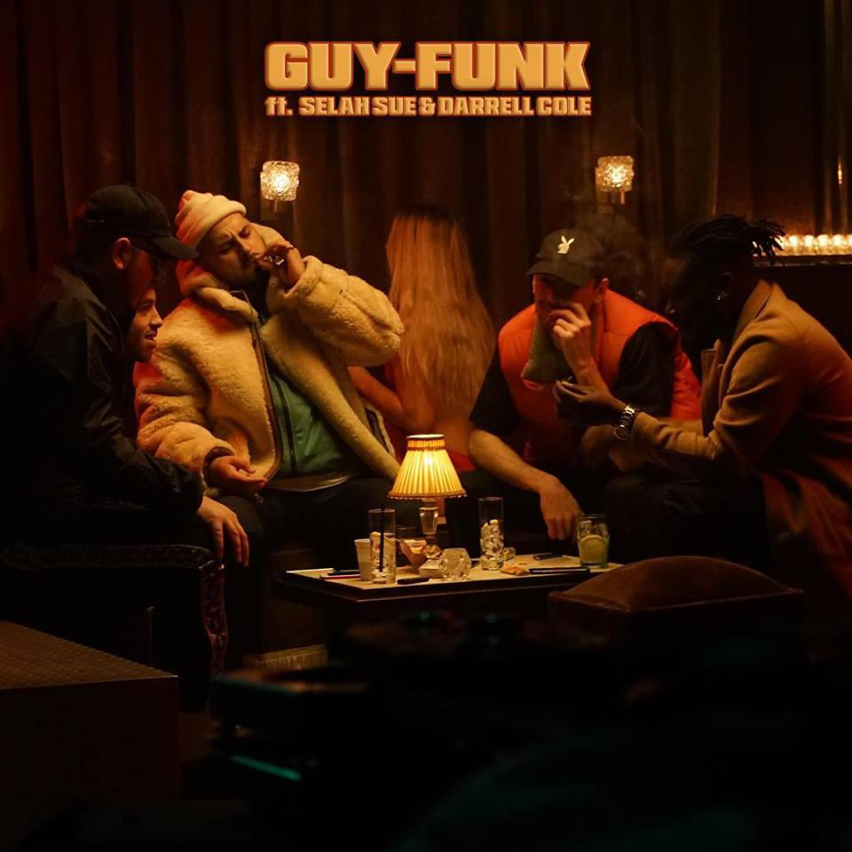 "Nieuwe single Zwangere Guy feat. Selah Sue & Darrell Cole – ""Guy – Funk"""