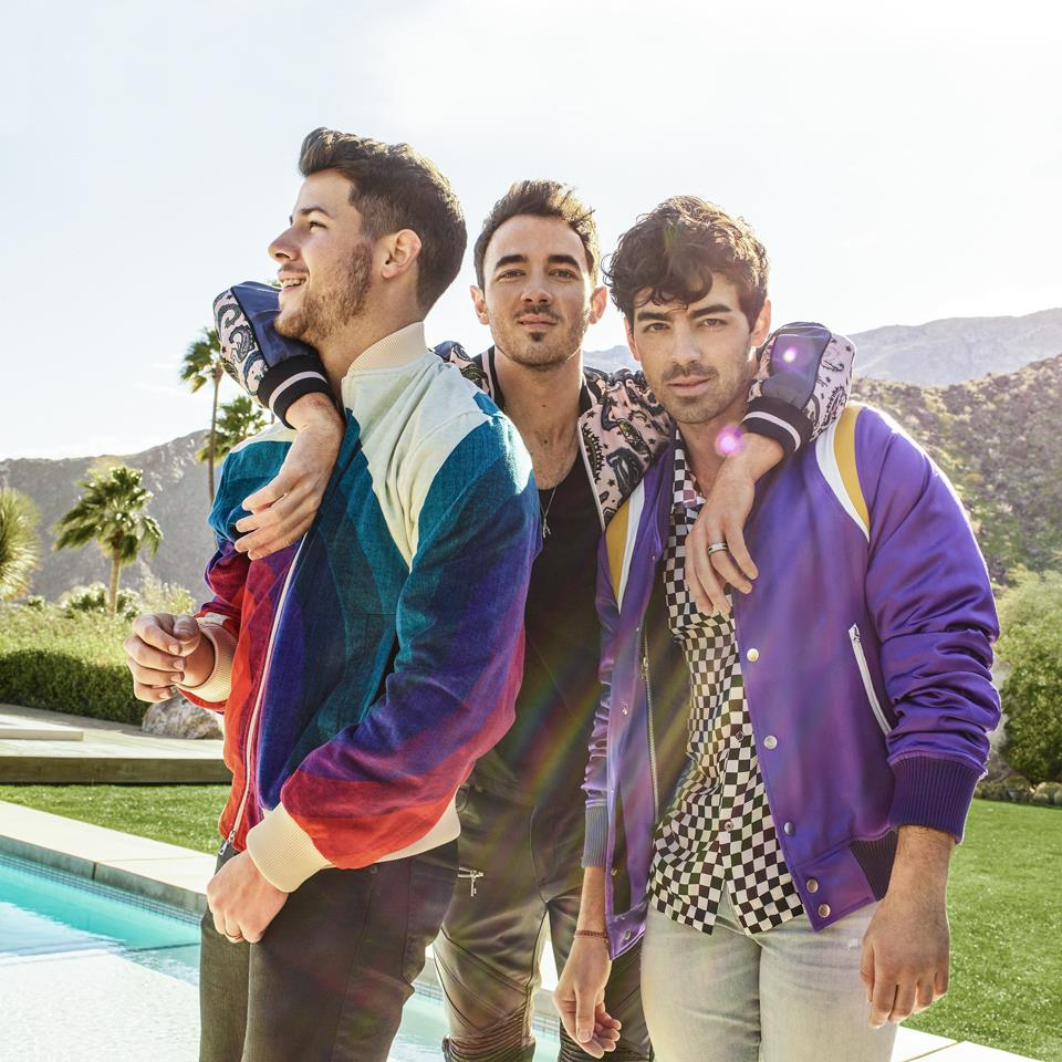 "Nieuwe single Jonas Brothers – ""Sucker"""