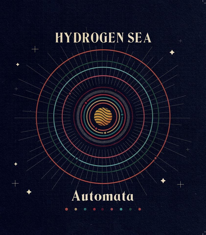 Hydrogen Sea – Automata (★★★½): Wervelende wedergeboorte