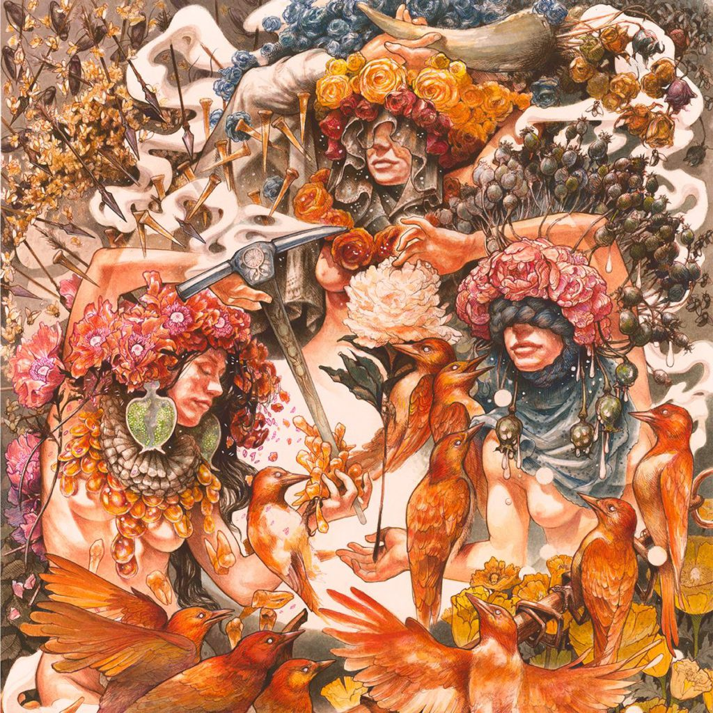 Baroness – Gold & Grey (★★★★★): Ultiem experiment van geluid, tempo, intensiteit en genres