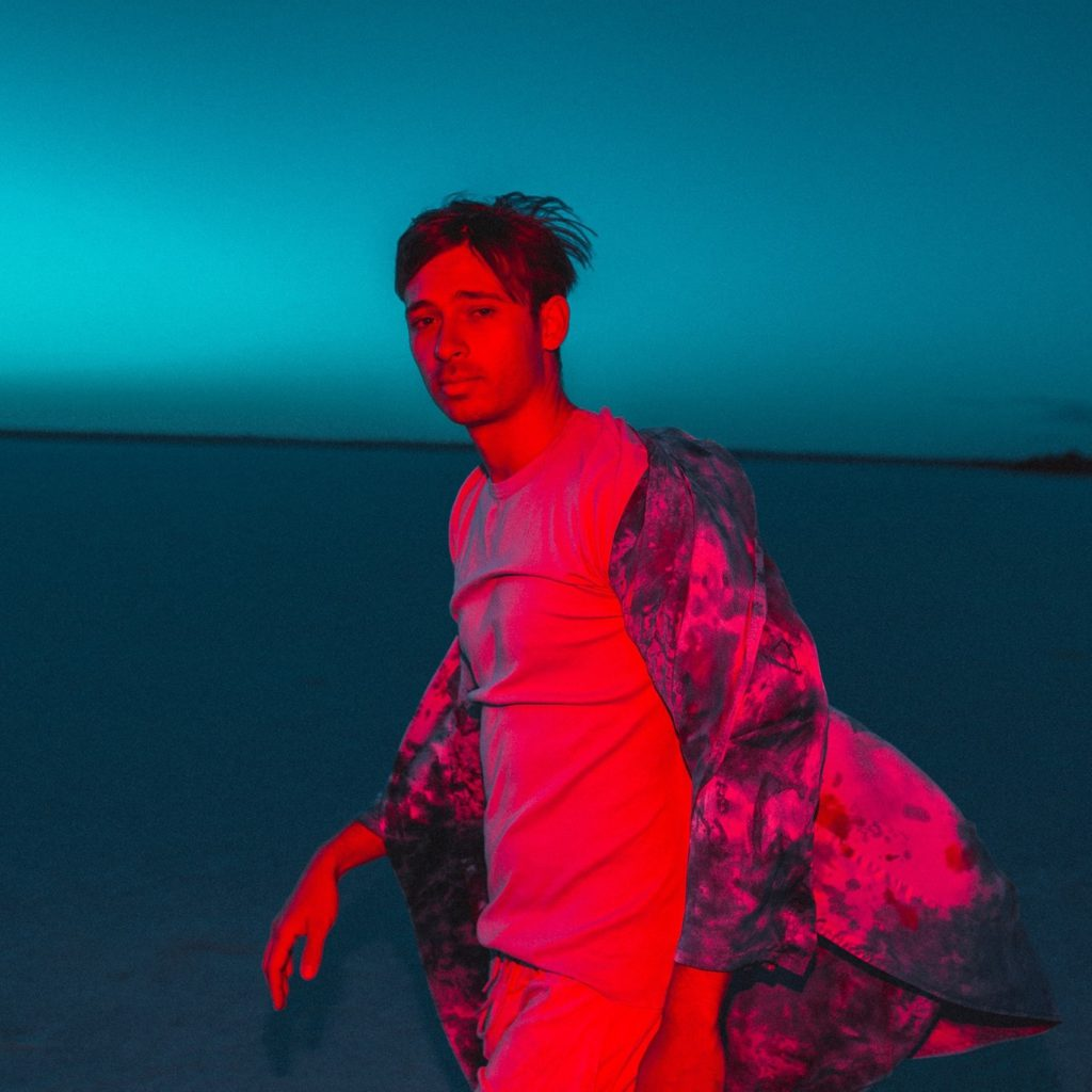 "Nieuwe single Flume ft. Vera Blue – ""Rushing Back"""