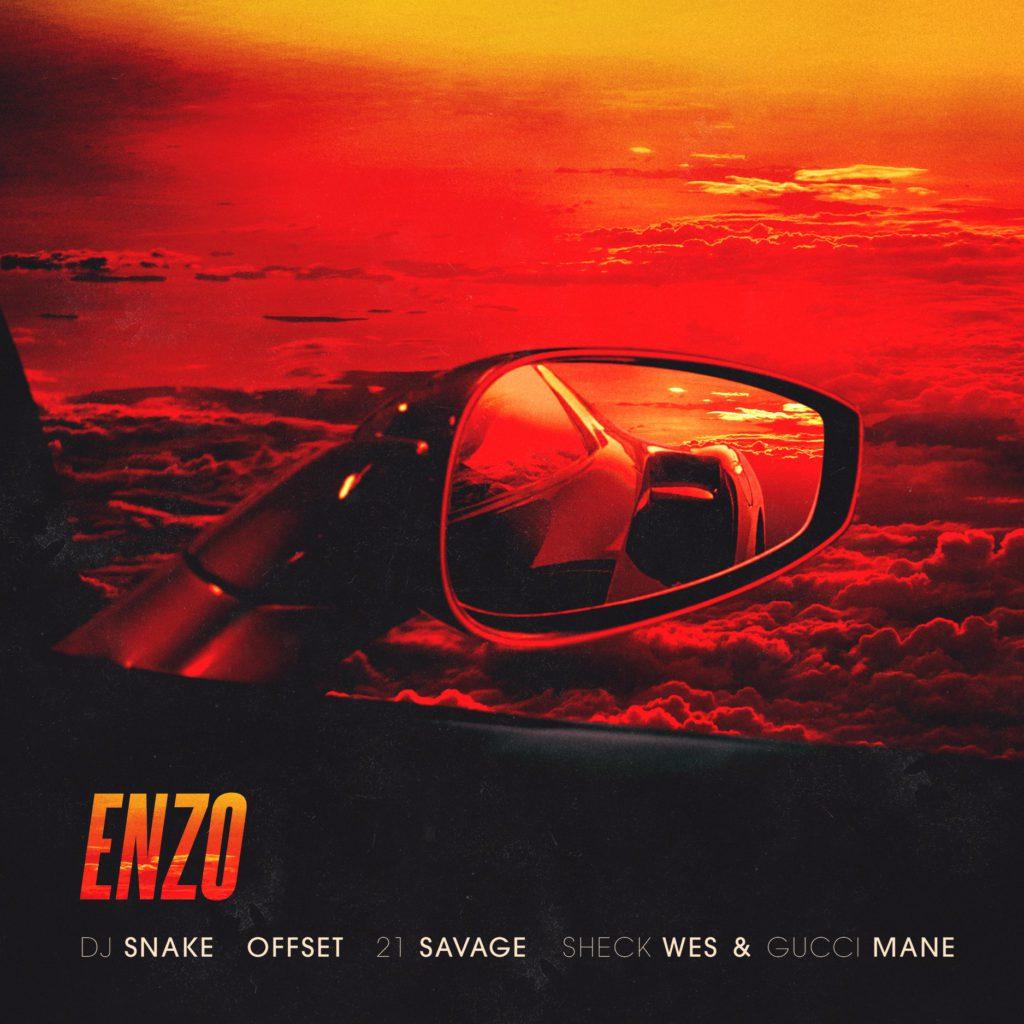 """Nieuwe single DJ Snake & Sheck Wes ft. Offset, 21 Savage & Gucci Mane – """"Enzo"""""""