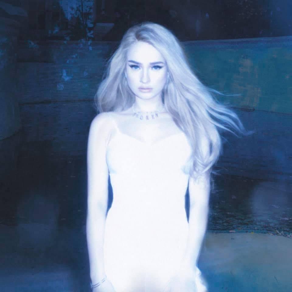 "Nieuwe single Kim Petras – ""Broken"""