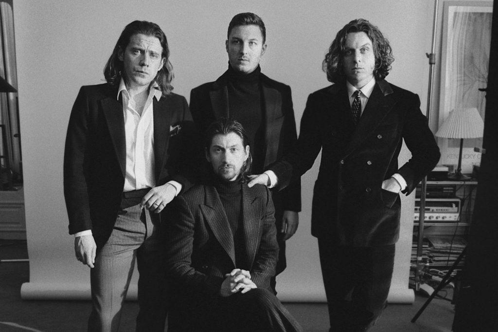 """Arctic Monkeys @ Columbiahalle (Berlijn): """"WE ARE BACK!"""""""