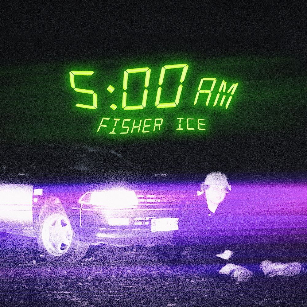 "Nieuwe single Fisher Ice – ""5:00 AM"""