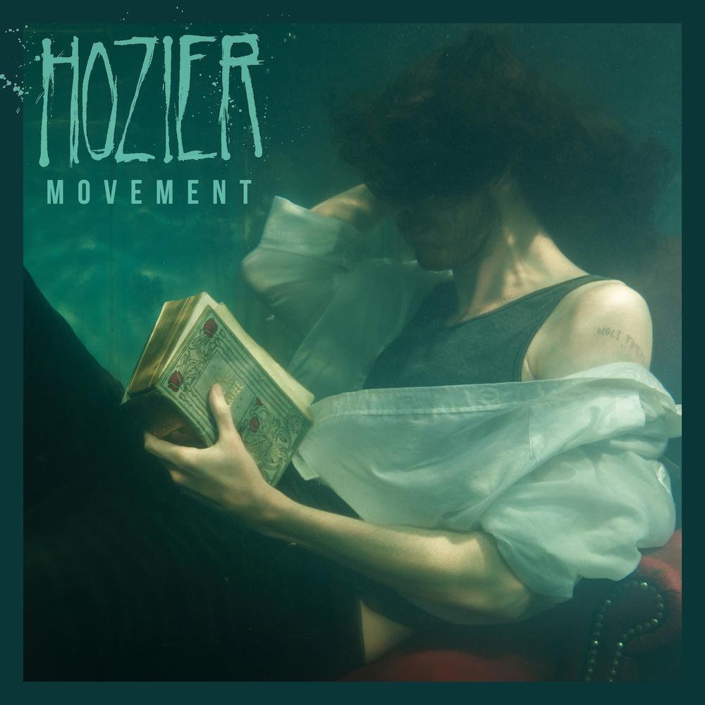 "Nieuwe single Hozier – ""Movement"""
