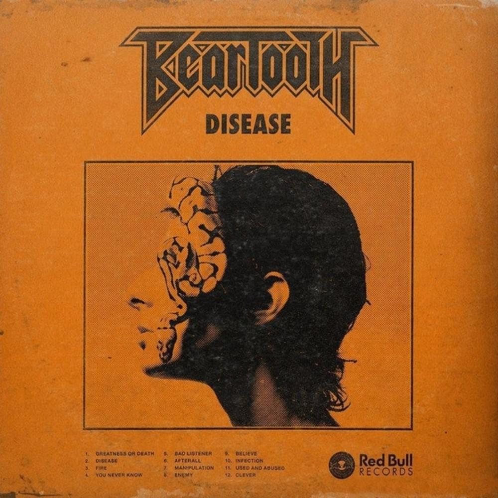 Beartooth – Disease (★★★): De trein dendert voort op de alom gekende formule