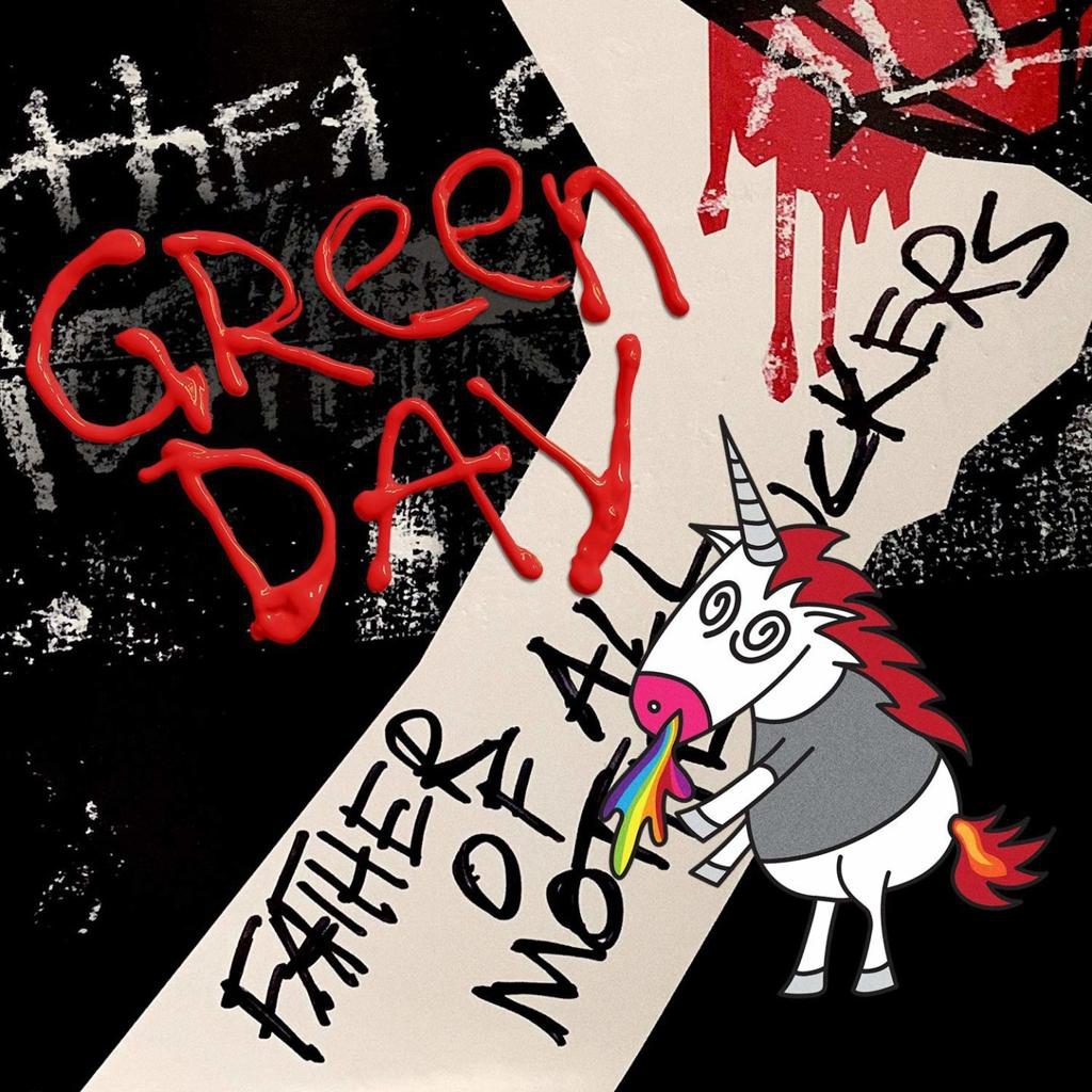 Green Day – Father of All Motherfuckers (★★½): Jeugdig enthousiasme op middelbare leeftijd
