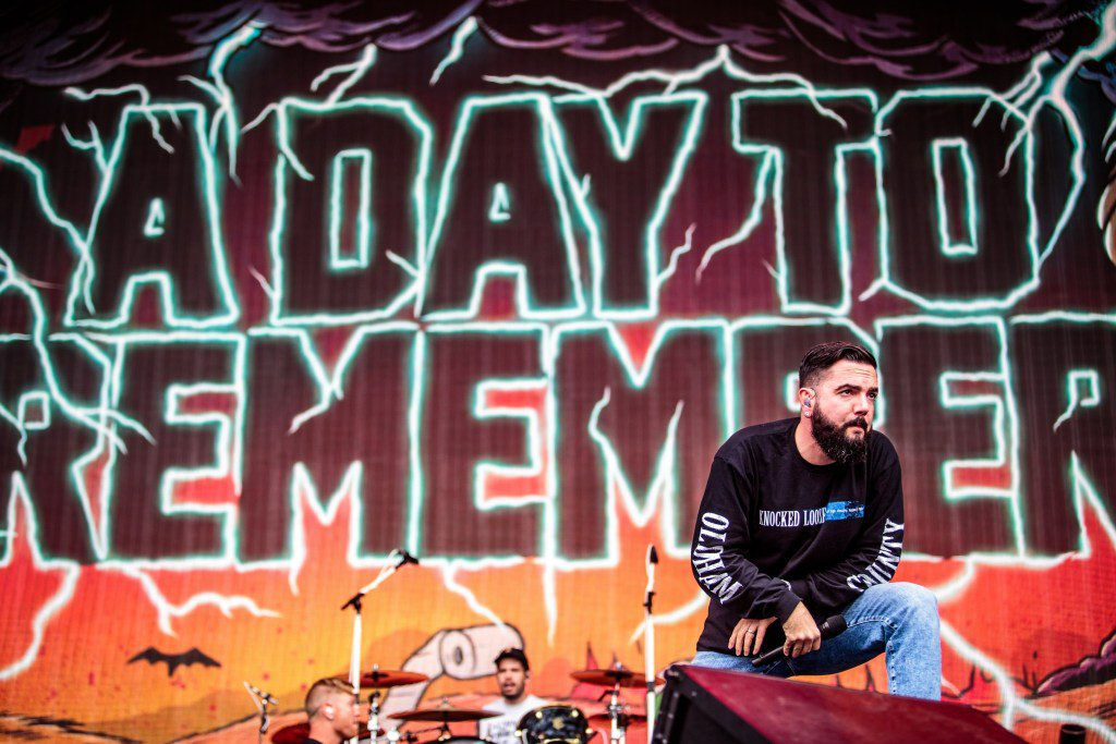 "Nieuwe single A Day To Remember  – ""Degenerates"""