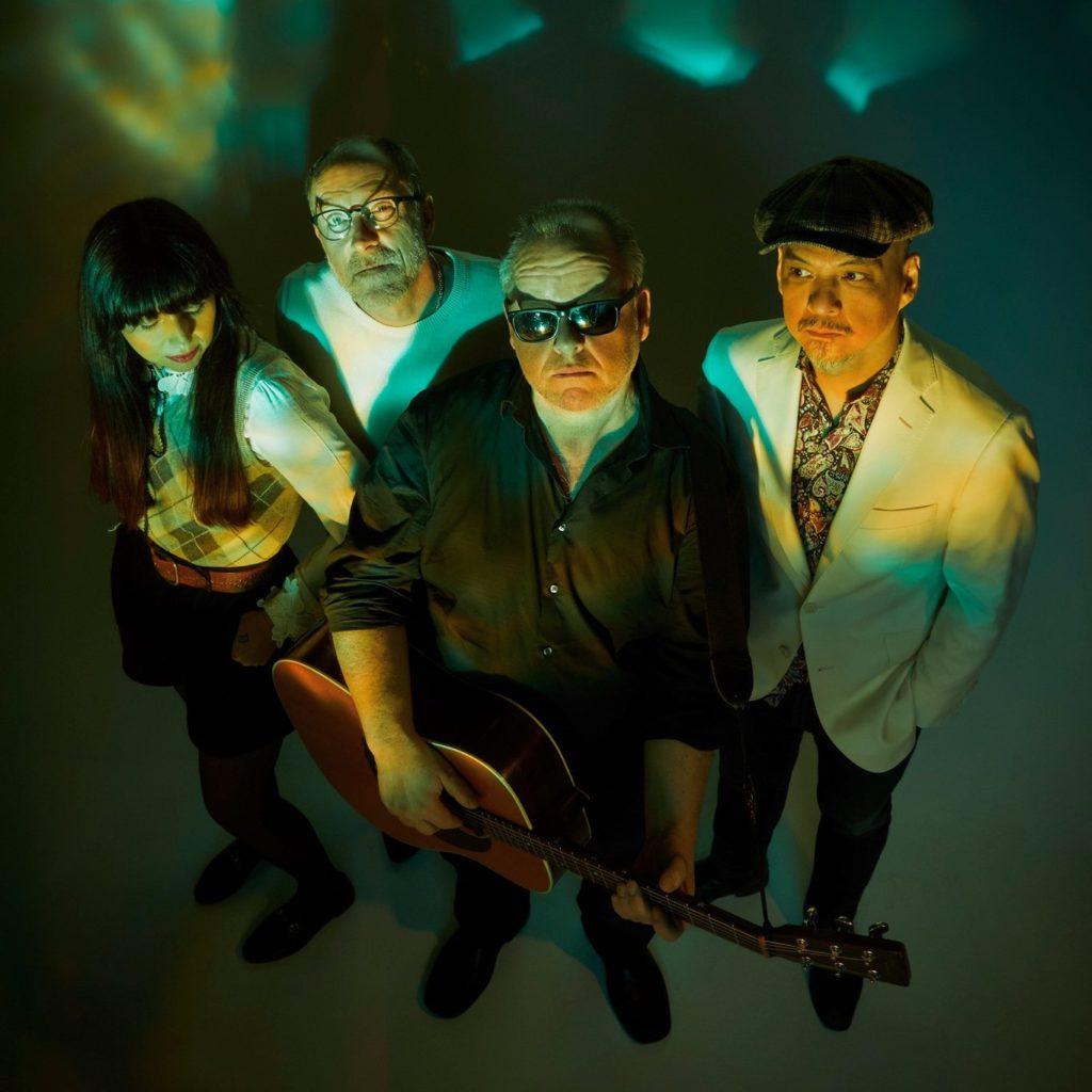 "Nieuwe single Pixies – ""Catfish Kate"""