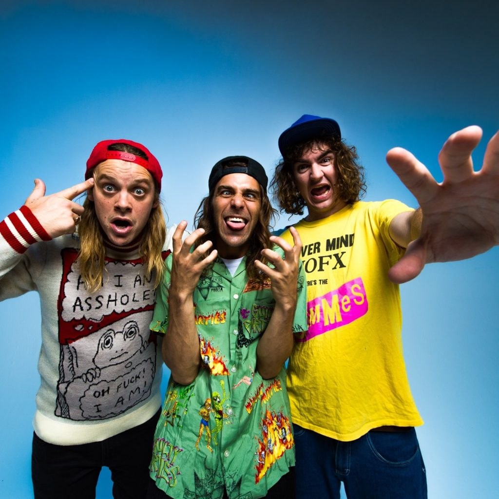 "Nieuwe single Dune Rats – ""Crazy"""