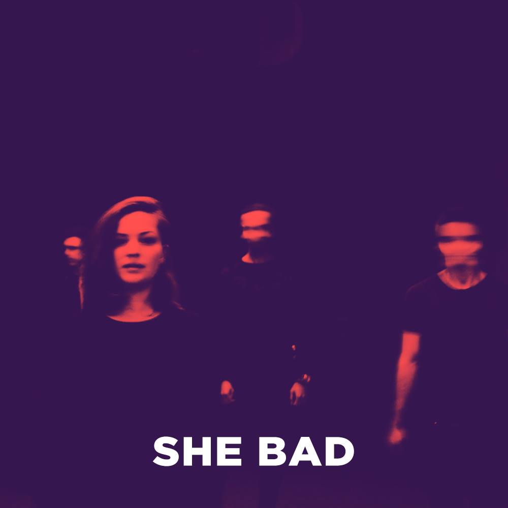 Interview she bad: 'We worden vaak vergeleken met Whispering Sons en High Hi'
