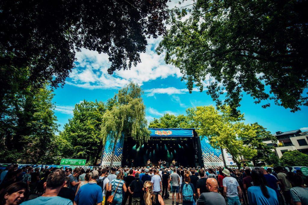 Cactusfestival (Festivaldag 3): Gitaargeweld neemt over