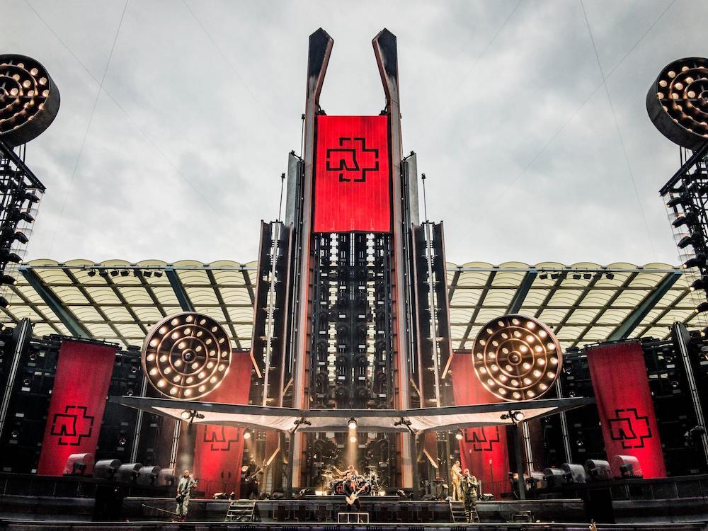 Rammstein @ Koning Boudewijnstadion: Moet er nog vuur zijn?