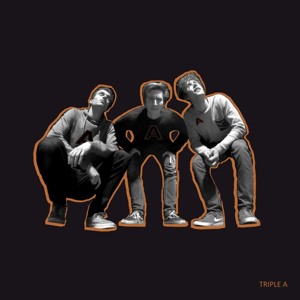 "Nieuwe single TRIPLE A – ""Solitary Line"""