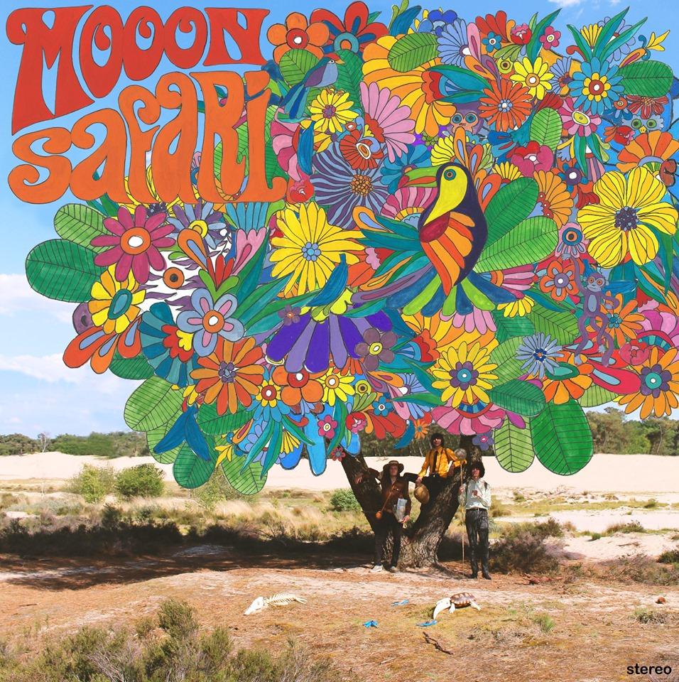 MOOON – Safari (★★★★): De trip van je leven