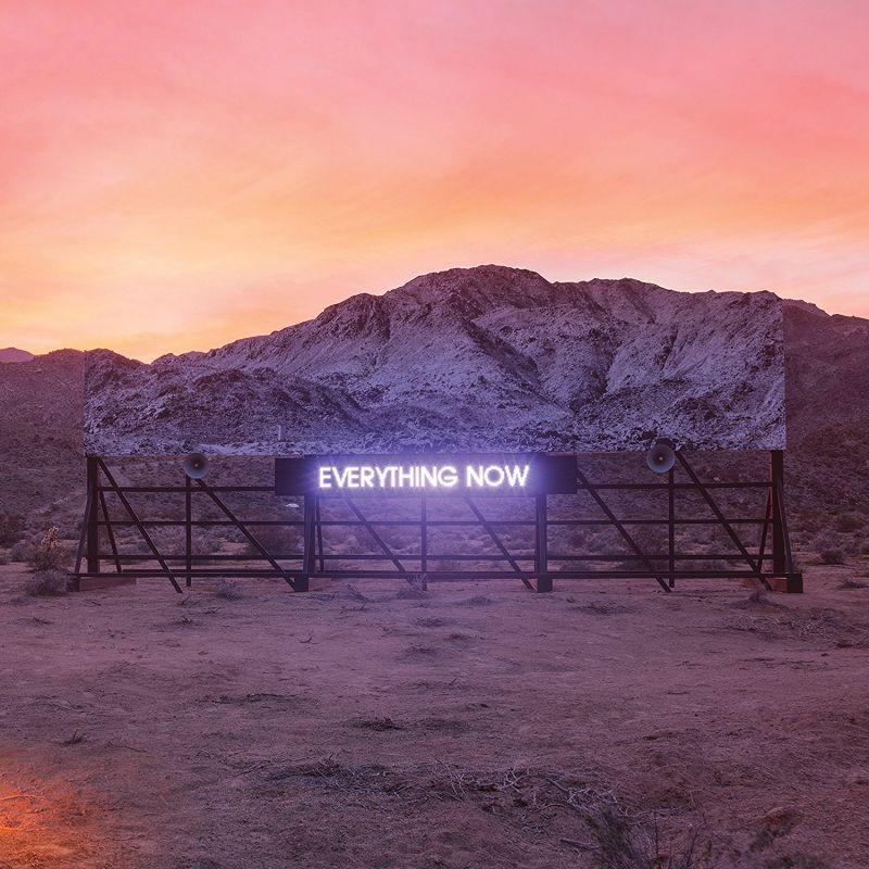 Arcade Fire – Everything Now (★★½): Te veel willen maar niet kunnen