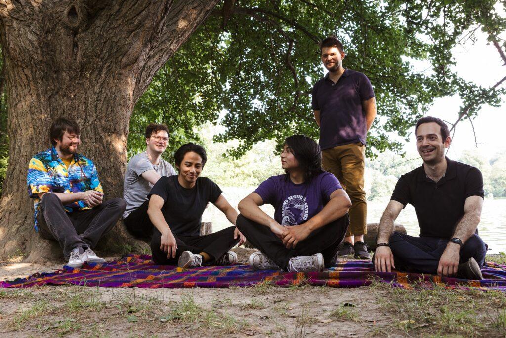 "Nieuwe single Garcia Peoples – ""Crown of Thought"""