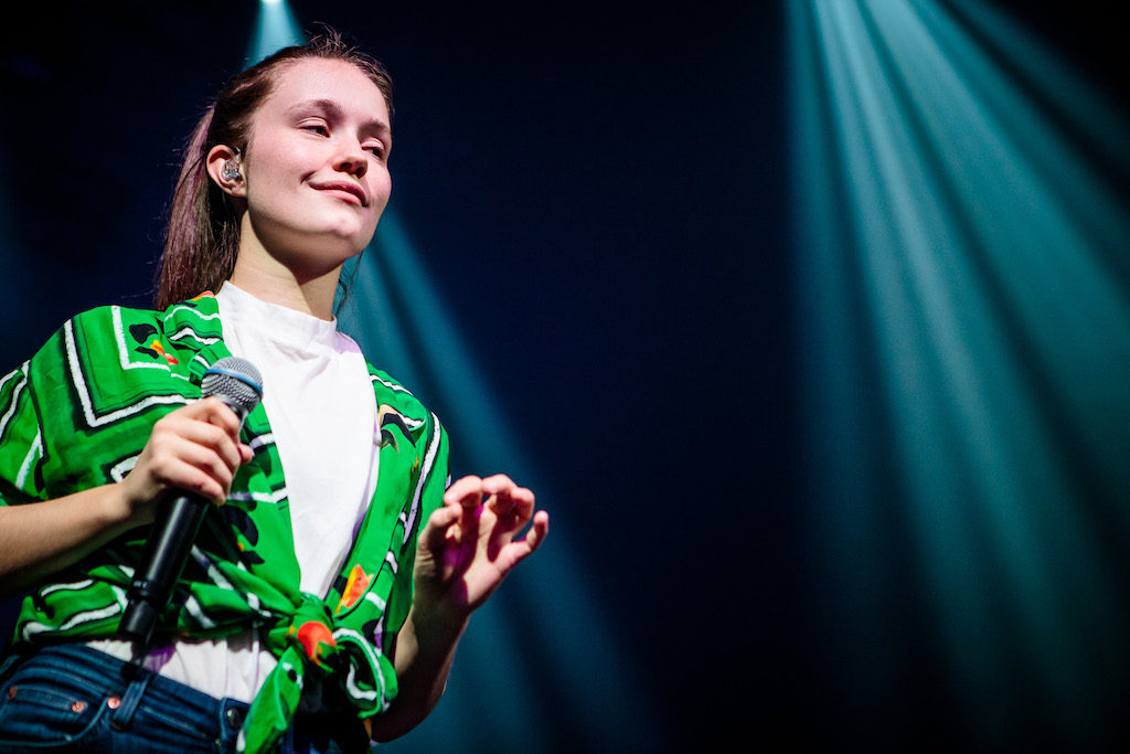 "Nieuwe single Sigrid – ""Sight Of You"""