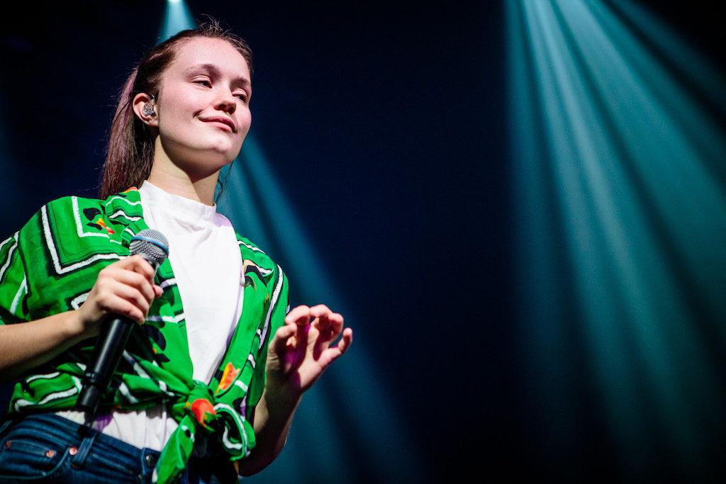 """Nieuwe single Sigrid – """"Don't Feel Like Crying"""""""