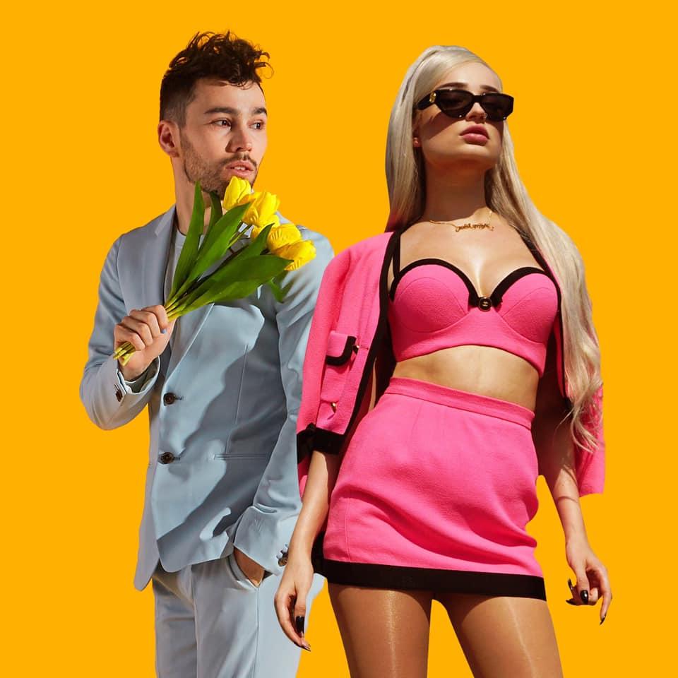 "Nieuwe single MAX & Kim Petras – ""Love Me Less"""