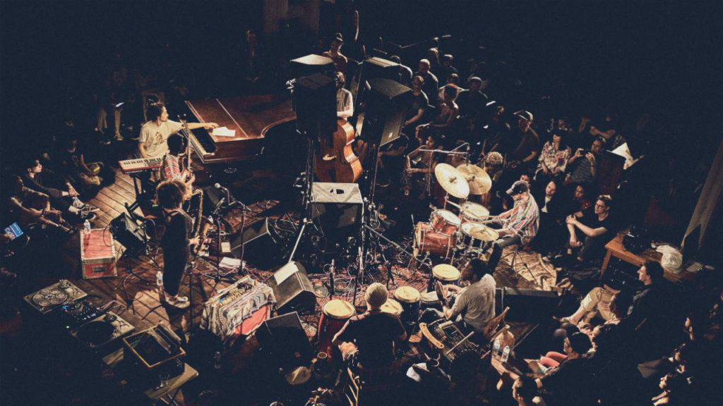 Church Of Sound ft. Kahil El'Zabar & The Ethnic Heritage Ensemble @ Les Brigittines (AB): Een unicum in Brussel