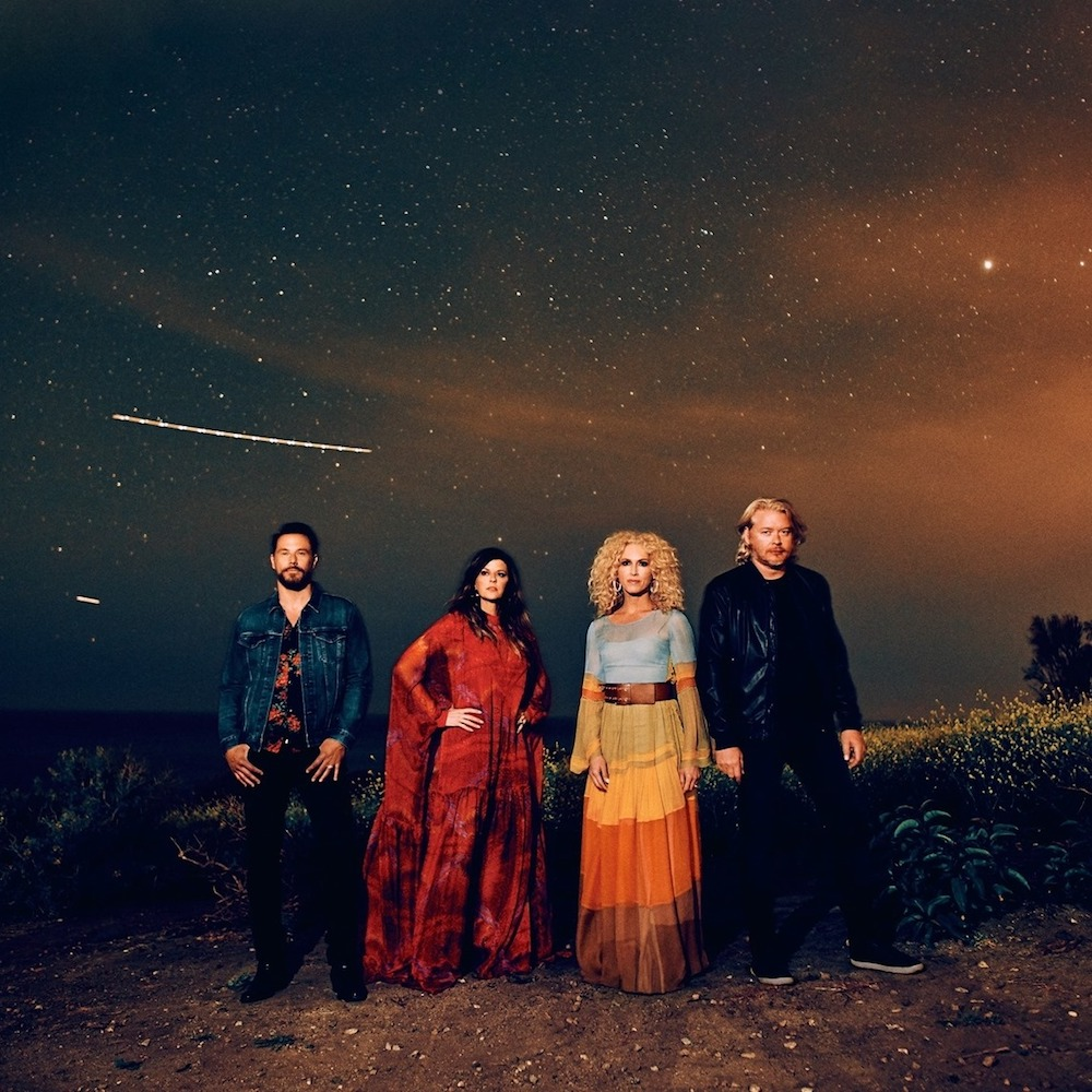 "Nieuwe single Little Big Town – ""Sugar Coat"""