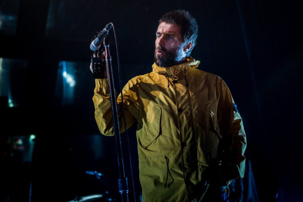 "Nieuwe single Liam Gallagher – ""All You're Dreaming Of"""