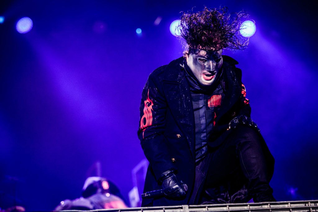 "Nieuwe single Slipknot – ""Solway Firth"""