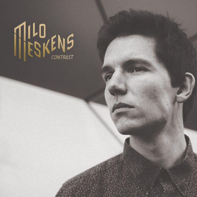 Milo Meskens – Contrast (★★★) : Radiovriendelijke liefdesliedjes die menig hart kunnen breken